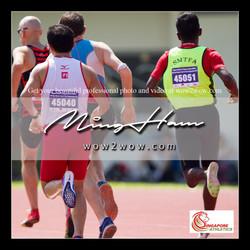 2018_Singapore Masters_0718 [Men M45 800m running back view 45051 SMTFA and 45040 F1 Koh Leong]