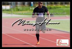 2018_Singapore Masters_0373 [Men M40 200m winner running SMTFA 40059]