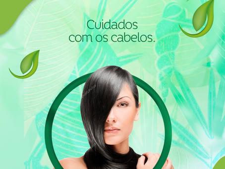 Dica de hoje: Cuidados com os cabelos. Temos o tratamento TRICOLOGIA