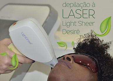 Depilação a Laser Light Sheer em Vitória | Clínica QualiVida