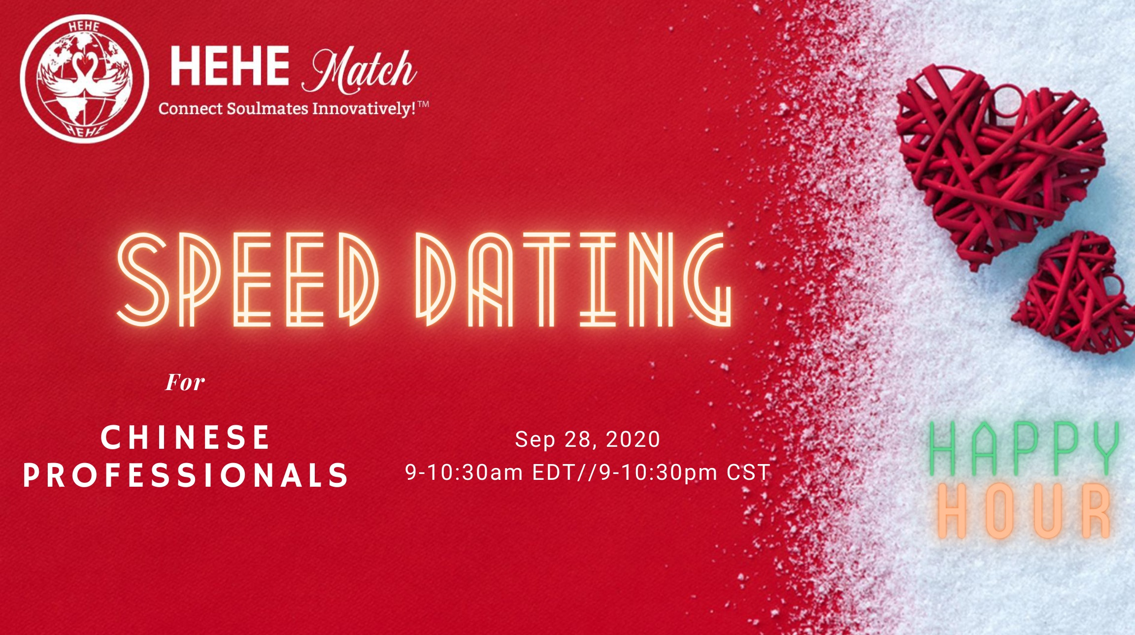 Speed Dating - Chinese special - 5/8