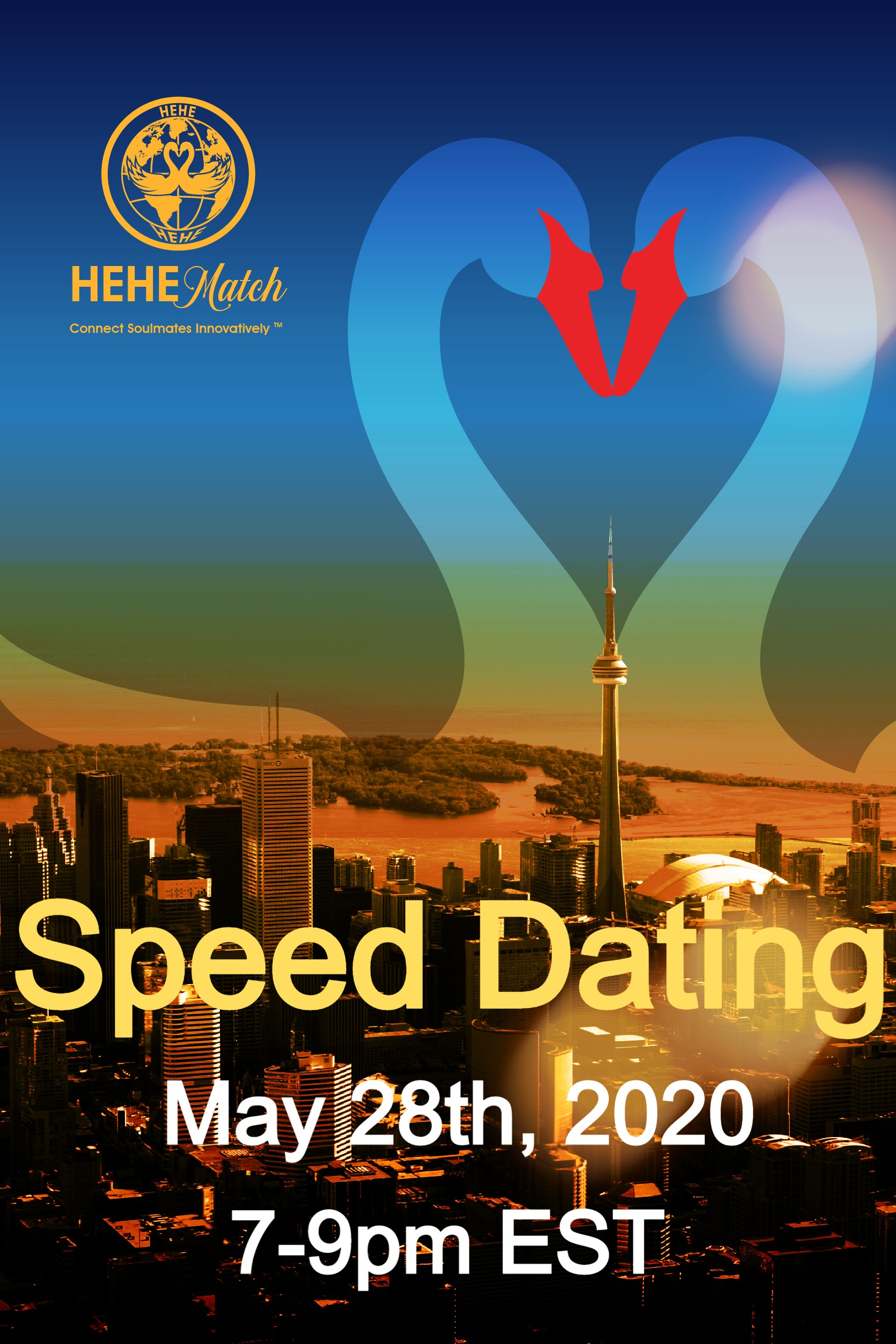 Free Speed Date (May 2020 - 1/8)