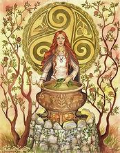 Cerridwen and cauldron.jpg