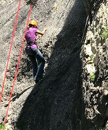 Rock Climbing Alaise