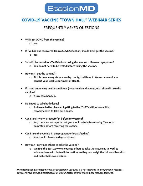 StationMD COVID-19 Webinar FAQs1024_1.jp