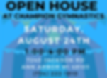 Copy of open house ad for Ann Arbor fami