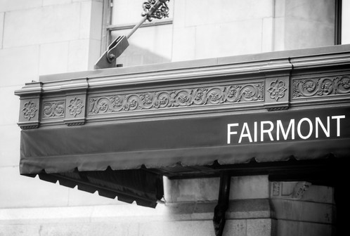 Fairmont Chateau Laurier in Ottawa, ON