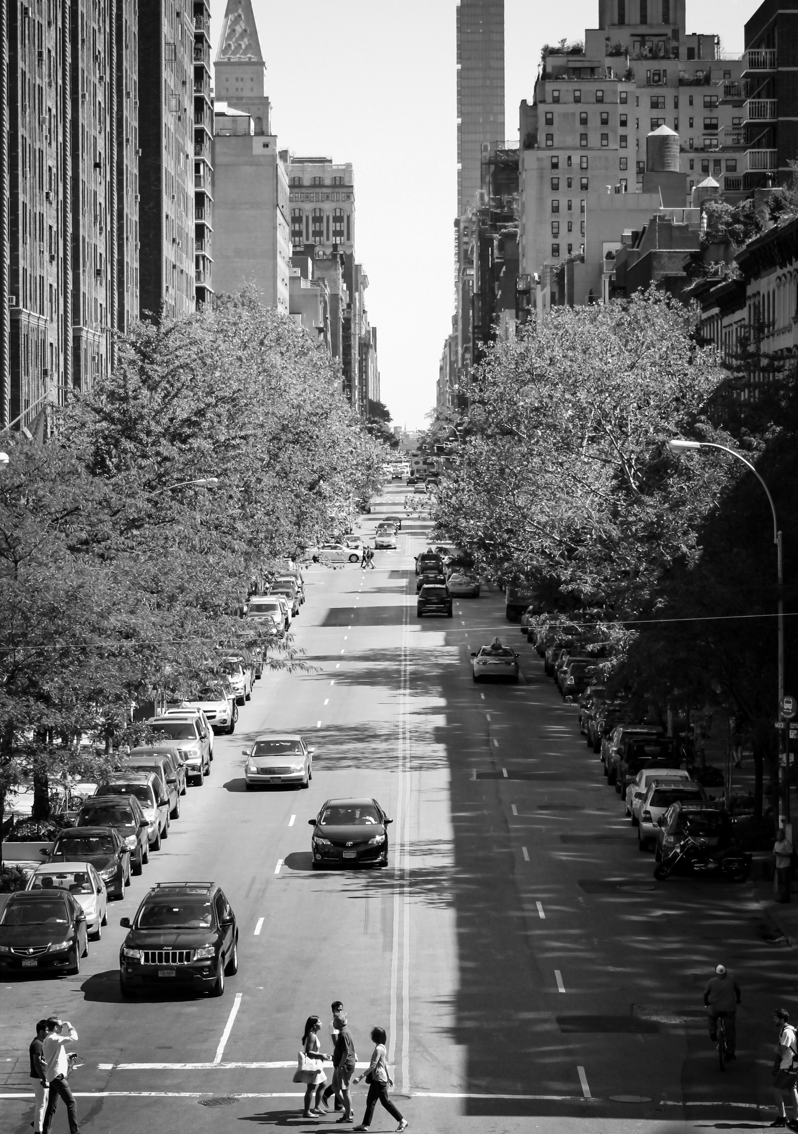 Empire State BW-8