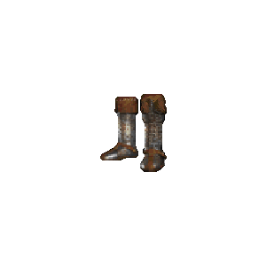5-10% All Res - Silkweave Mesh Boots (HC)