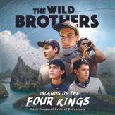 The Wild Brothers - Islands of the Four Kings