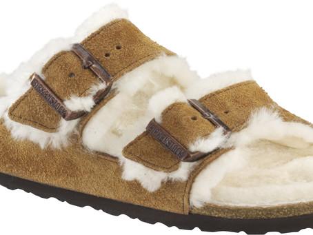 Tendência: sandálias com meia para este inverno