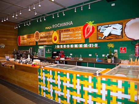 Sorvetes Rochinha abre nova loja em Higienópolis