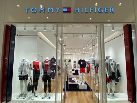 Tommy Hilfiger inaugura loja no Shopping Center Norte