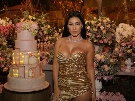 Simaria comemora aniversário em grande estilo