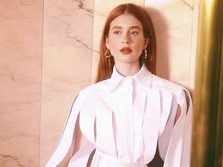 Shop Ginger, marca de Marina Ruy Barbosa, lança sua primeira coleção oficial