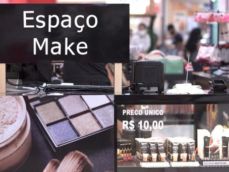 Espaço Make inaugura sexta loja de São Paulo