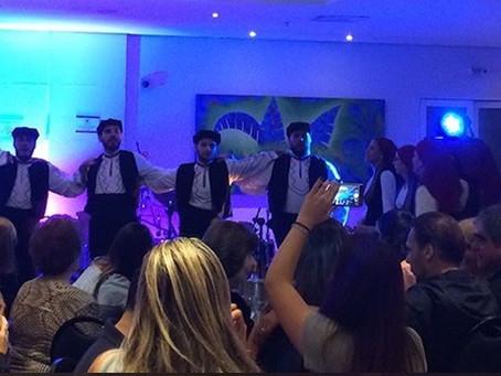 Hotel TRYP Nações Unidas promove Festa Grega
