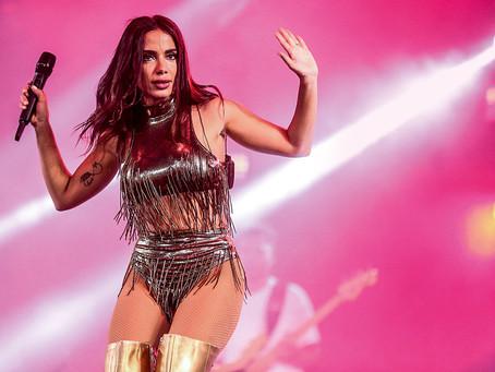 Anitta estreia nova temporada de Anitta Entrou no Grupo, no dia 20 de agosto no Multishow