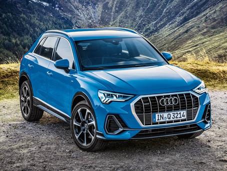 Novo Audi Q3 traz muito design, conforto e tecnologia
