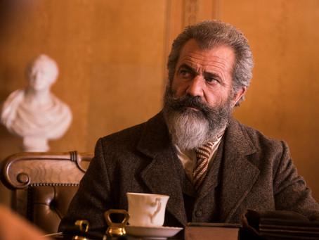 """Com Mel Gibson e Sean Penn """"O gênio e o louco"""" tem estreia prevista para 25 de Abril"""