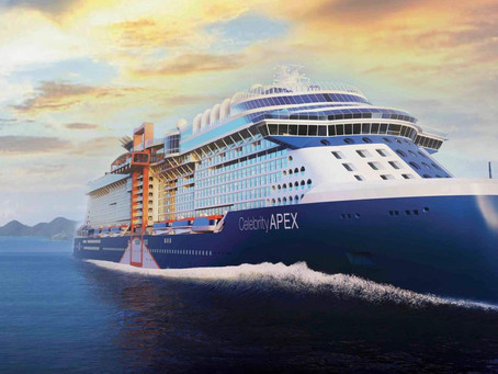 Celebrity Cruises Revela Apex, O Lançamento Da Classe Edge