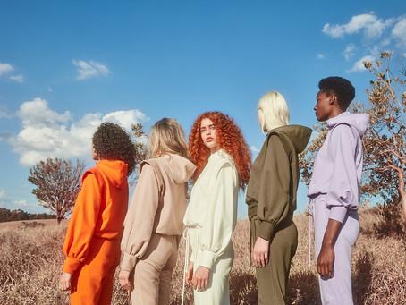 Primeira coleção cápsula da Ginger, marca de moda de Marina Ruy Barbosa, terá reposição única esta s