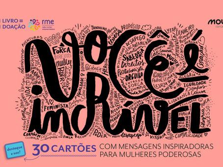 Editora social MOL e joalheria PANDORA lançam livro com mensagens de empoderamento feminino