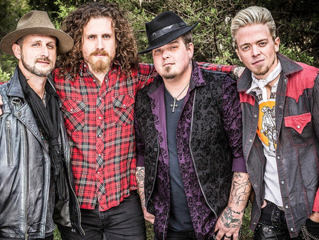 Black Stone Cherry anuncia shows no Brasil em setembro