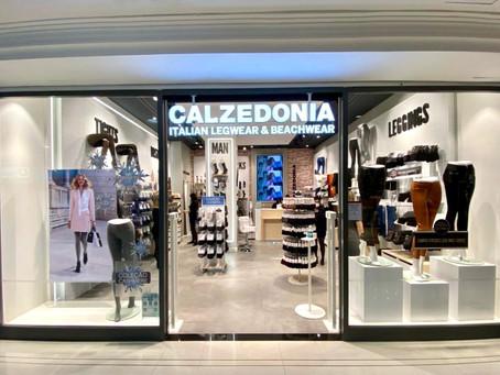 Calzedonia inaugura sua primeira loja física no Brasil