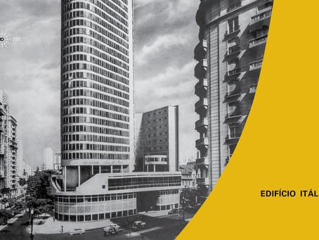 Edifício Itália: marco arquitetônico ganha livro