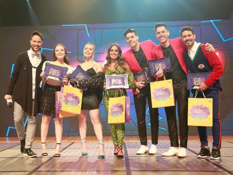 Prêmio Jovem Brasileiro 2020 será transmitido em Mega Live