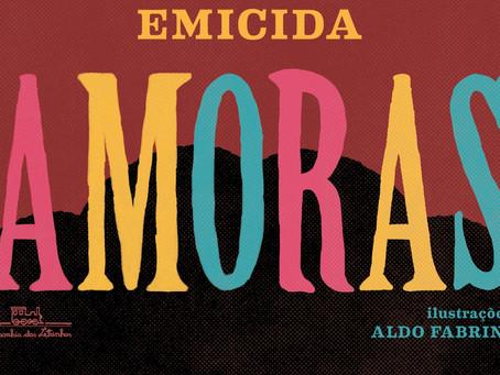 Emicida lança seu primeiro livro infantil