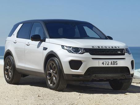 Land Rover lança dição especial para a linha 2019 do Discovery Sport, a Landmark Edition