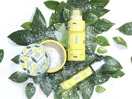 L'Occitane en Provence traz produtos da linha Verbena em edição limitada para o verão
