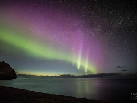 Livro inédito desvenda a Aurora Boreal em dez anos de registros fotográficos