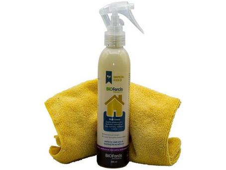 BioForcis apresenta solução revolucionária para limpeza e esterilização residencial