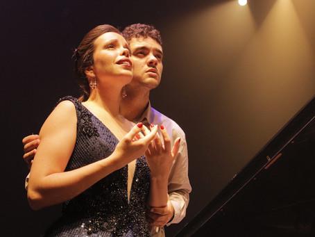"""Espetáculo """"O canto de ninguém"""" tem direção musical de João Carlos Martins, texto de Luccas Papp e F"""