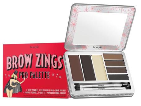 Benefit lança Brow Zings Pro Palette