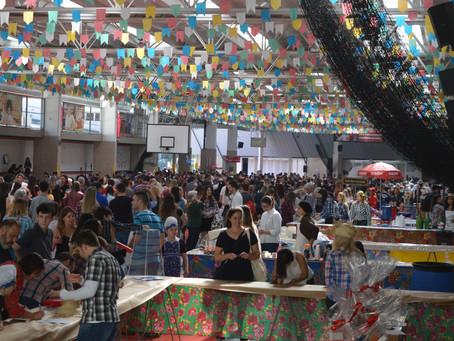 Colégio Salesiano Santa Teresinha realiza o maior arraiá da Zona Norte de São Paulo e inclui sorteio