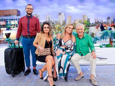 """Christina Rocha participa do quadro """"A Ciumenta"""" no """"A Praça é Nossa"""" desta quinta"""