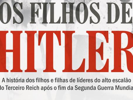 """""""Os Filhos de Hitler"""", novo livro de Gerald Posner"""