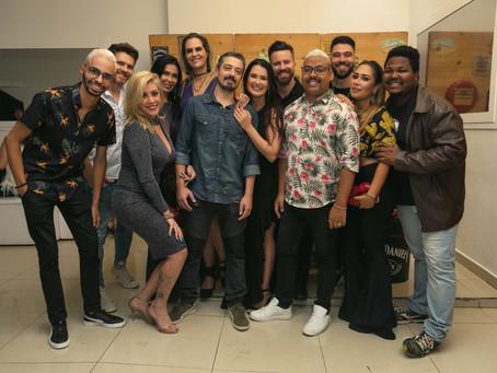 Cantor Marlon comemora 41 anos com grande festa em São Paulo