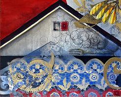 Jeanie Frias bones Los Angeles artist