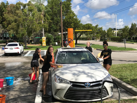 Gold Coast Rodriguez Giving Back