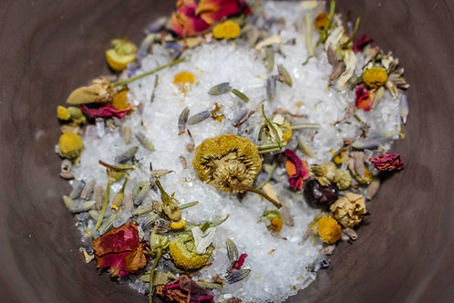 Restore Bath Tea - with Peppermint and Eucalyptus