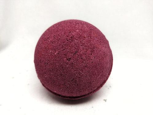 Mulled Cranberry Bath Bomb