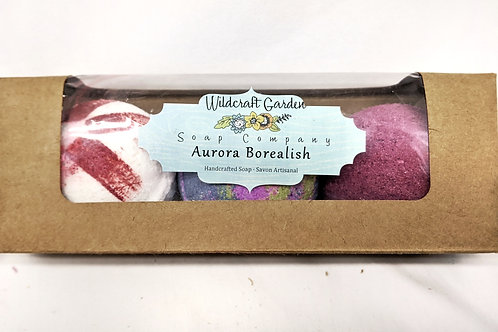 Holiday Bath Bomb Gift Box