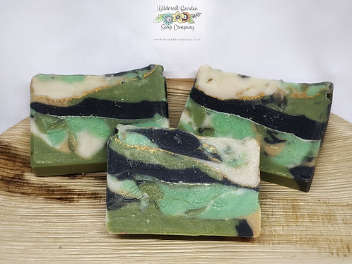 Enchanted Forest Soap