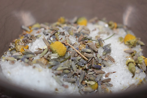 Relax Bath Tea - with Lavender and Chamomile