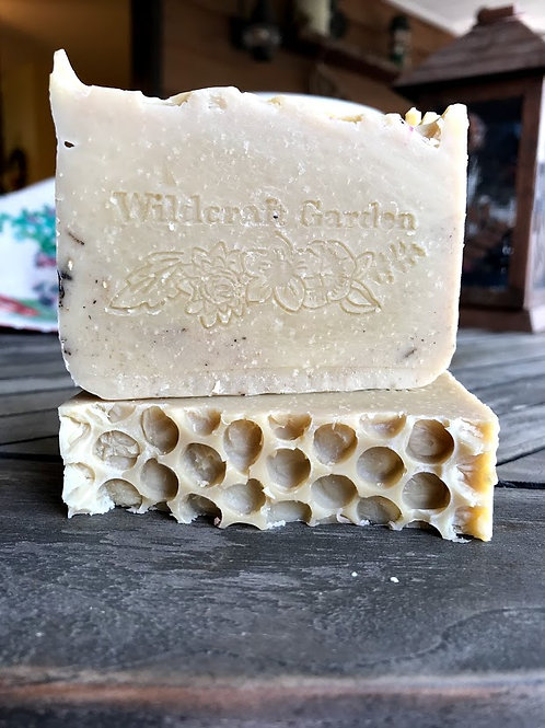 Oatmeal, Milk & Honey Handmade Soap